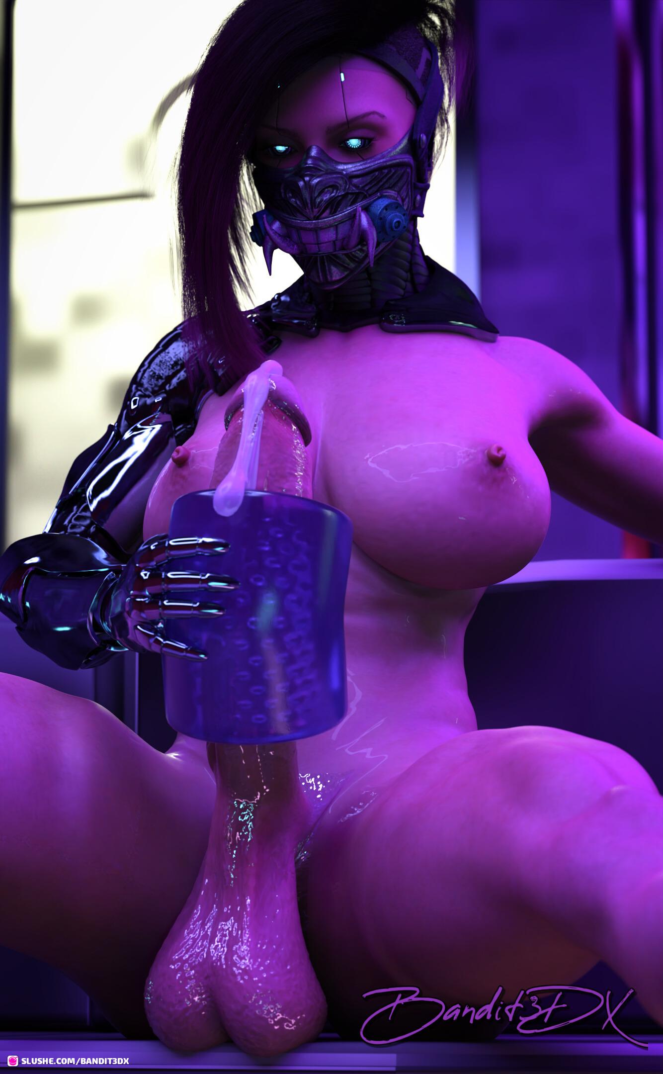 CyberGirl Release