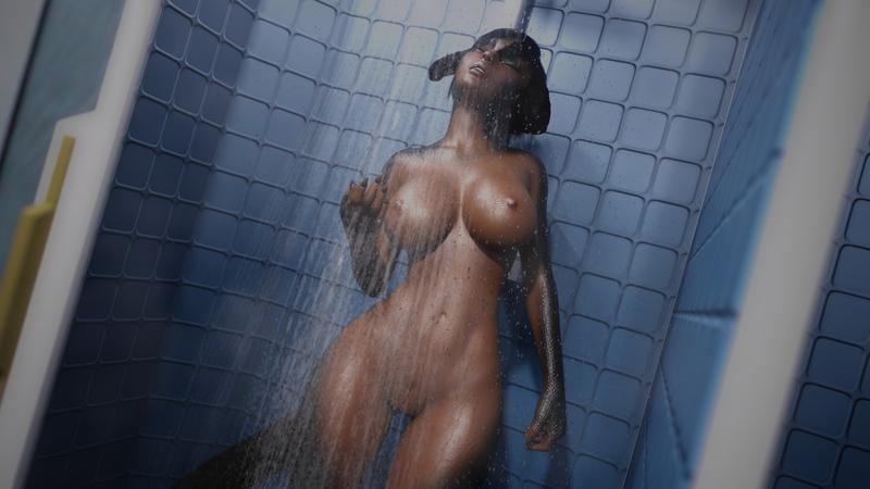 Sami - Shower part 1