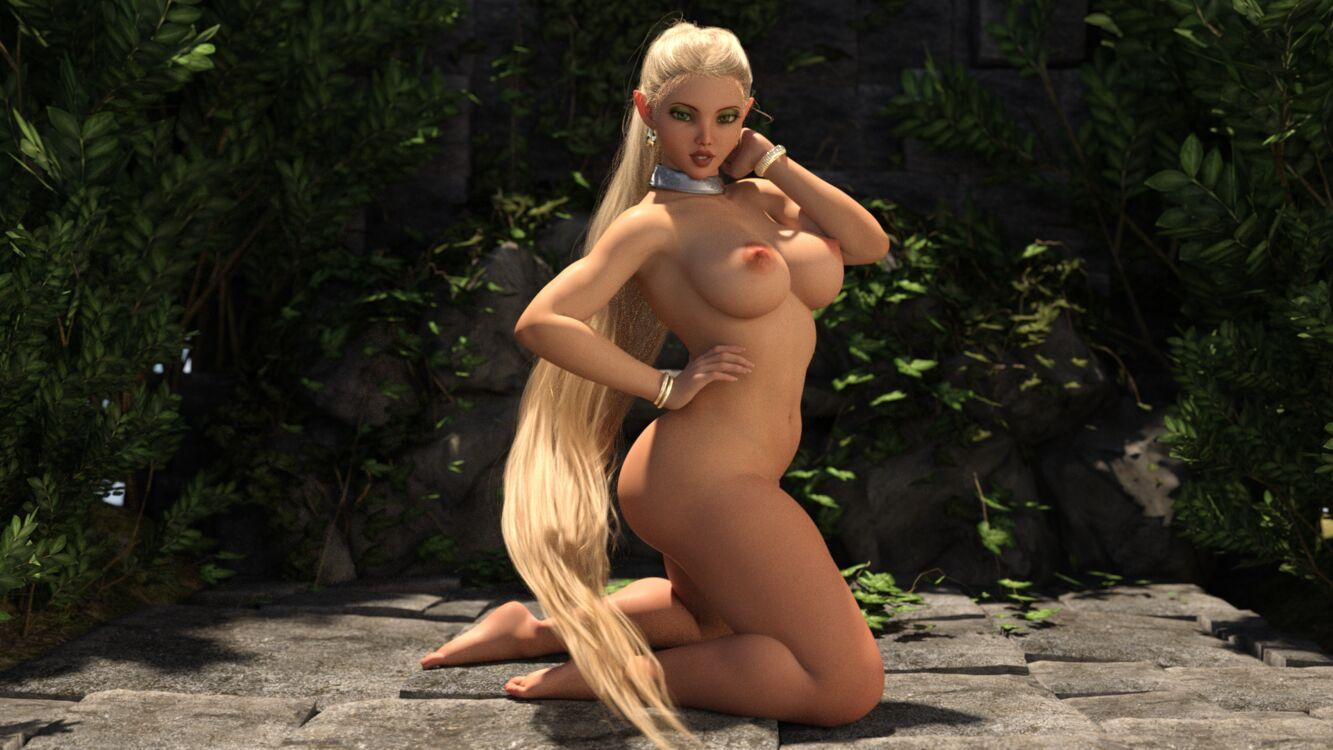 Saffron Cosplay - Elven Beauty Set 1