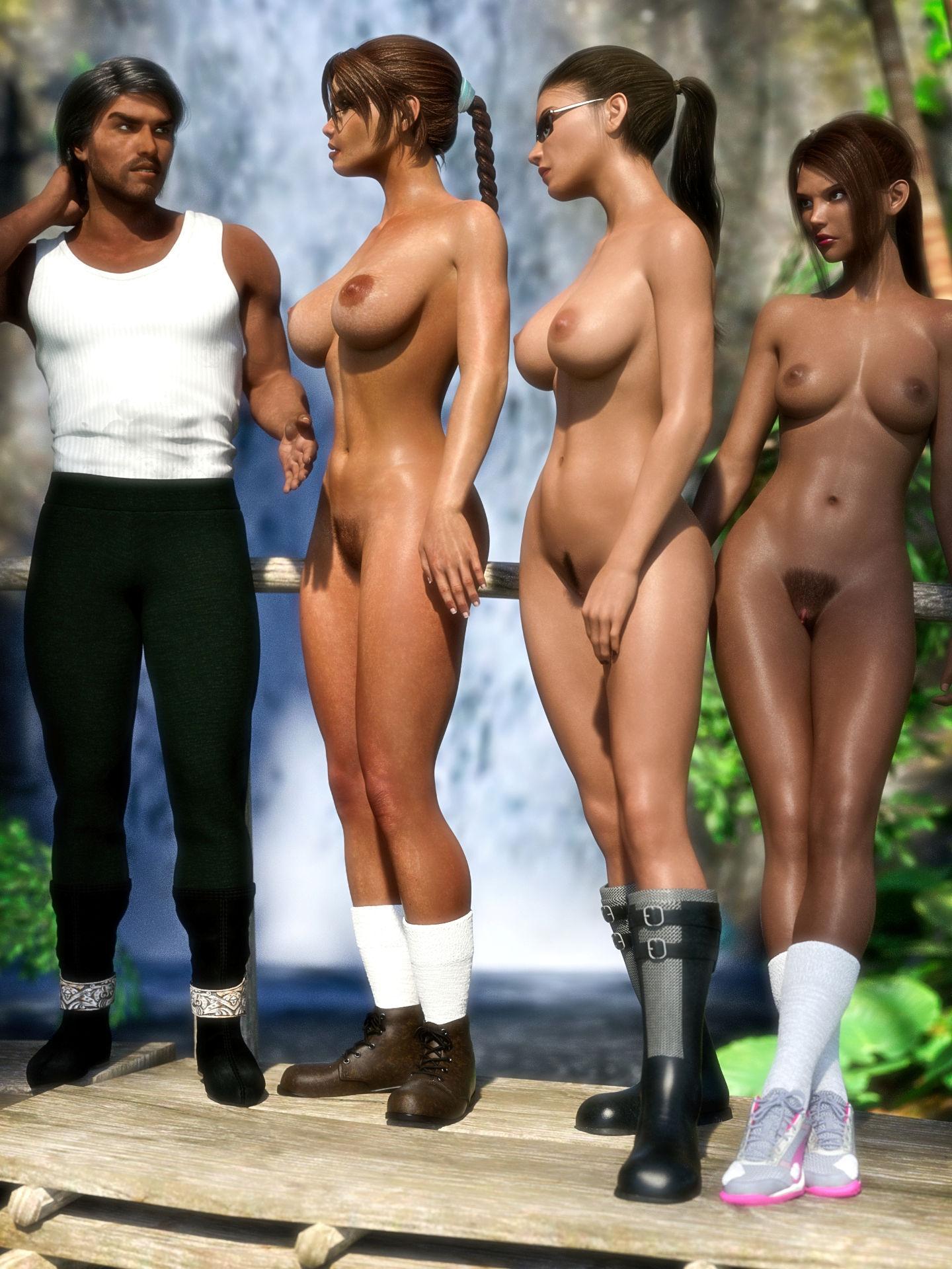 0046 Naked Adventure