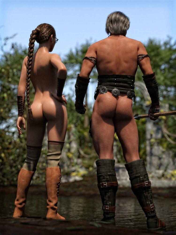 1025 Naked Adventure