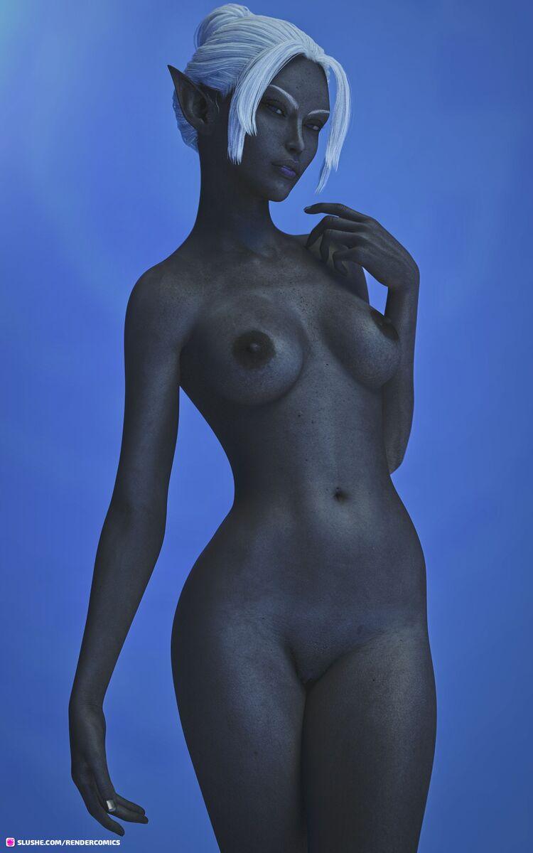 Blue (Glasaya)