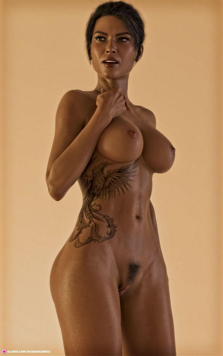 Woman (Rachel)