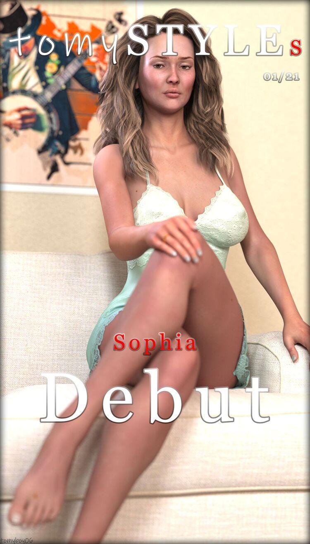 tomySTYLEs - Sophia Debut
