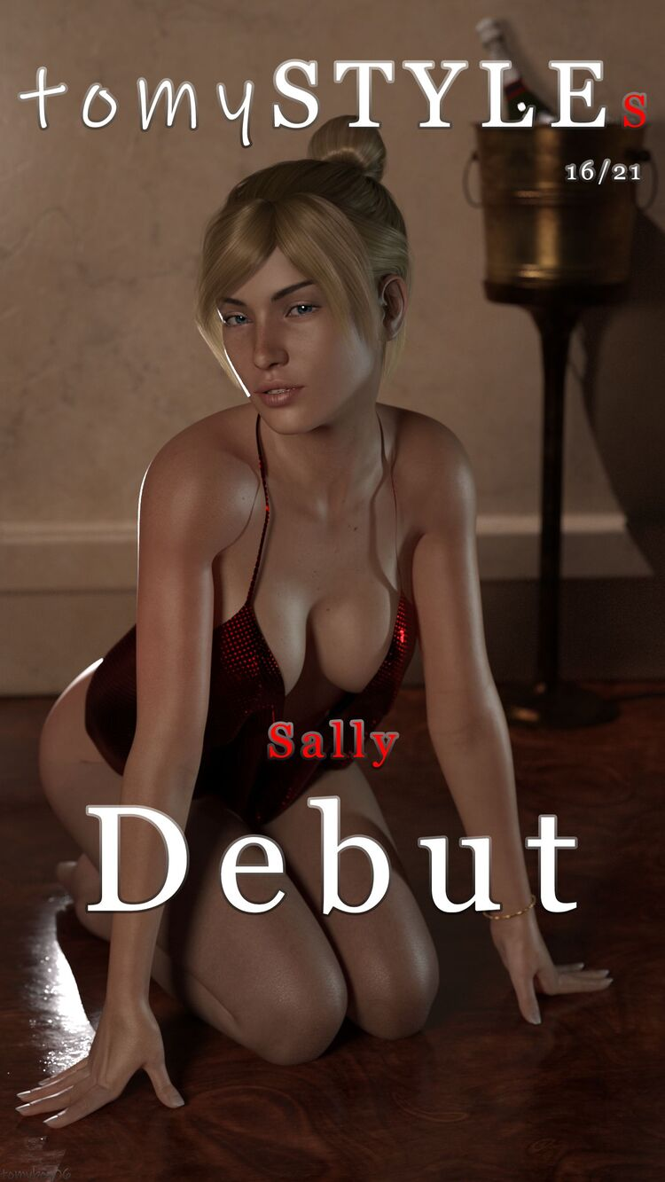 tomySTYLEs - Sally Debut