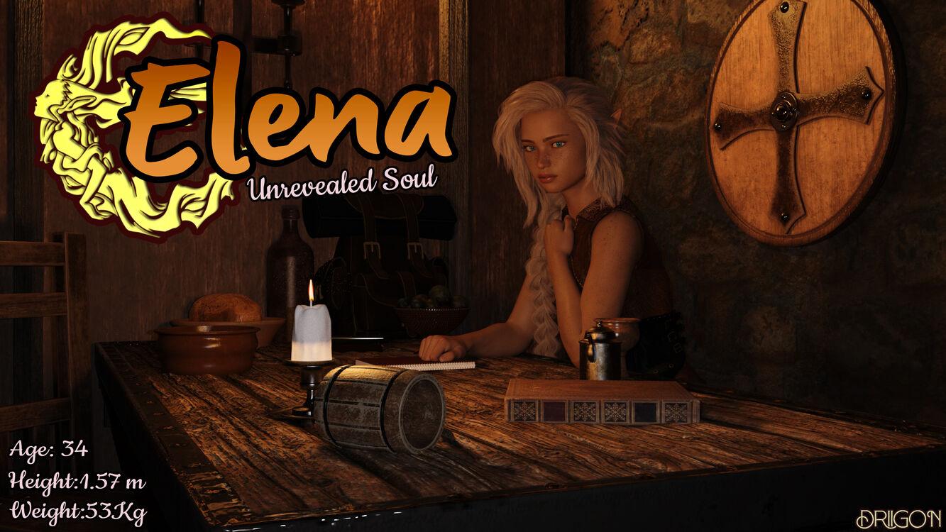 Elena Introduction (Elf OC)