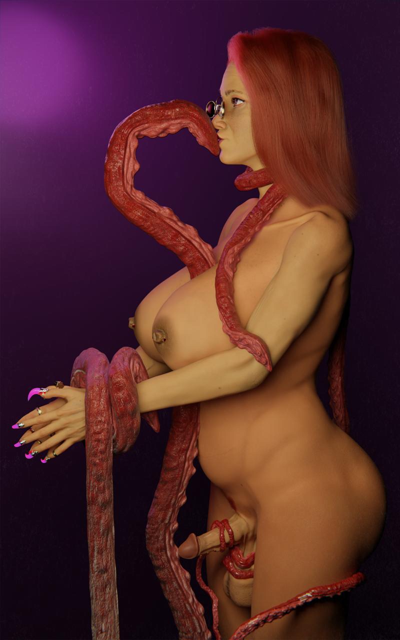 Bri and tentacles