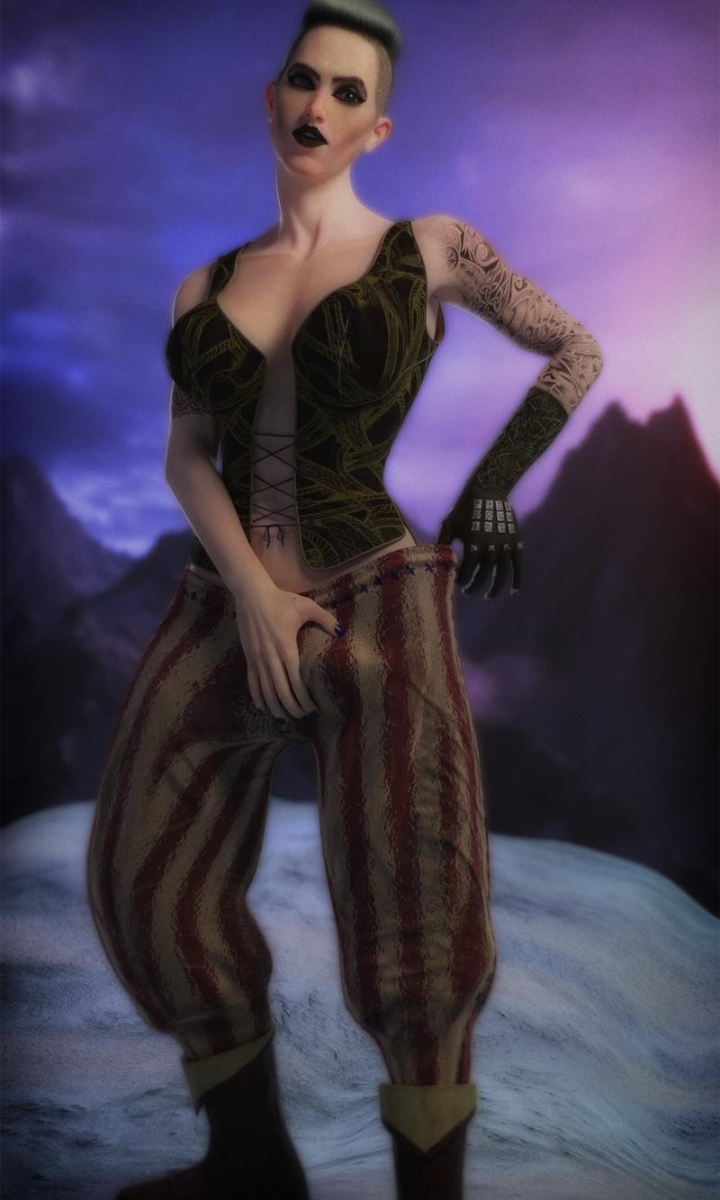 Meet Tora Hansen - 1