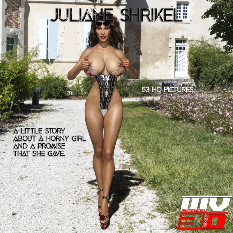 Juliane Shrikel - Free Comic