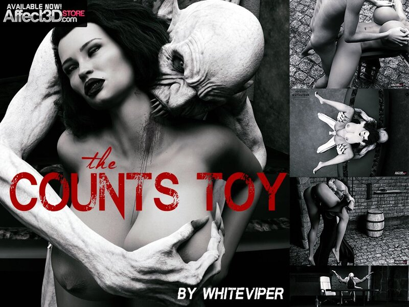 The Vicky Scheller story # 2 & The Counts Toy has been released