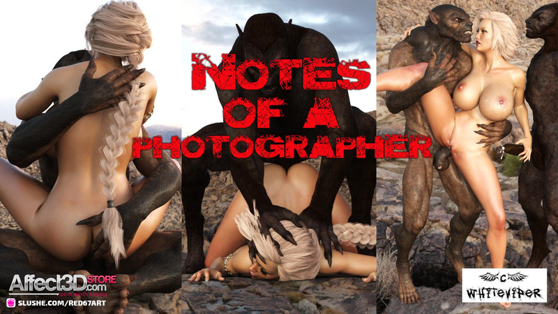 Note of a Photgrapher available on Affect3D