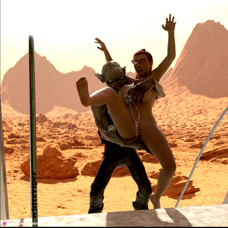 Jules on Mars