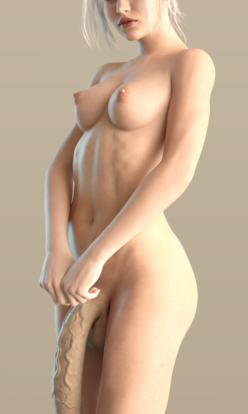 Sculpted and Confident 2