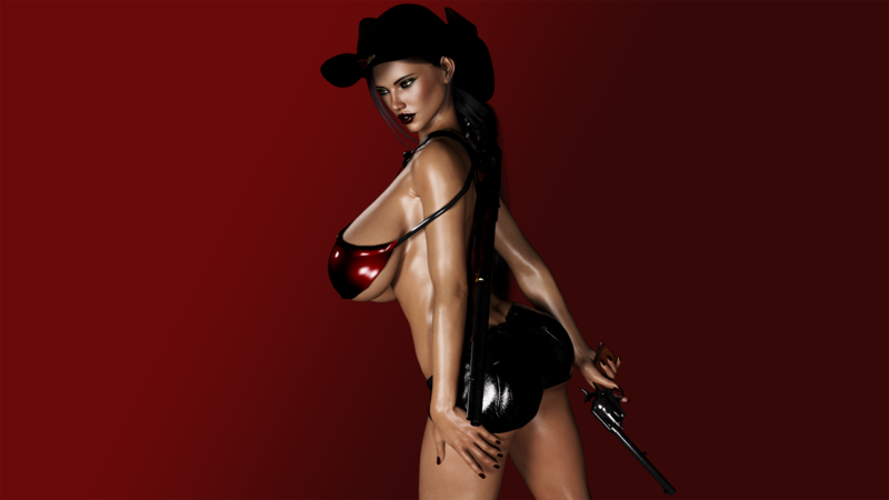 Lady Gunslinger