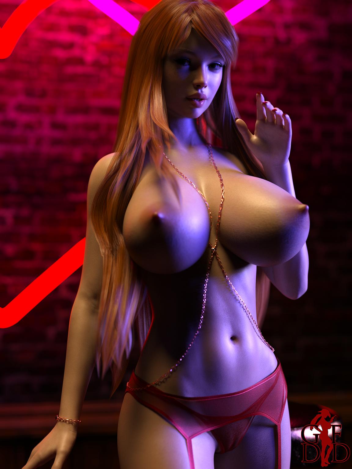 Tiffany at the Night Club