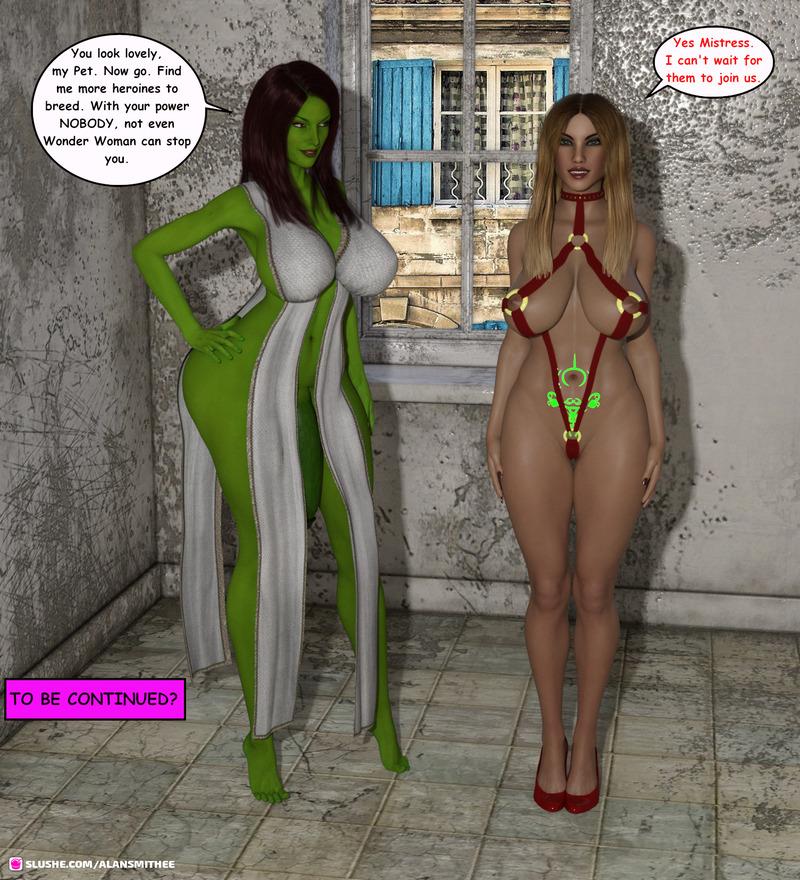 Super Michelle: Plant Goddess