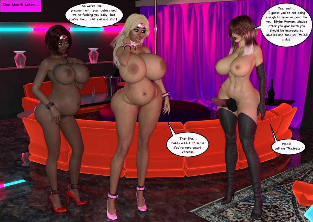 Bimbo Girls vs. Bull Girls