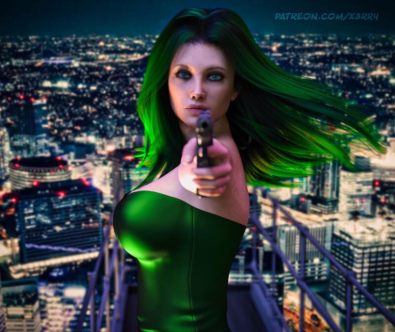 Spy Hanna