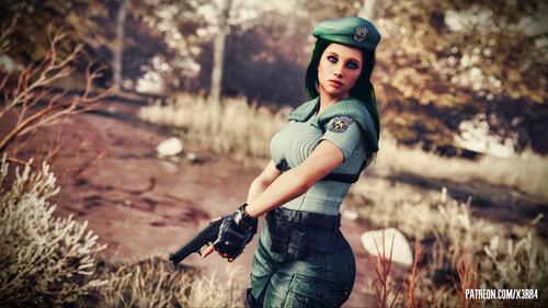 Resident Evil Fanart