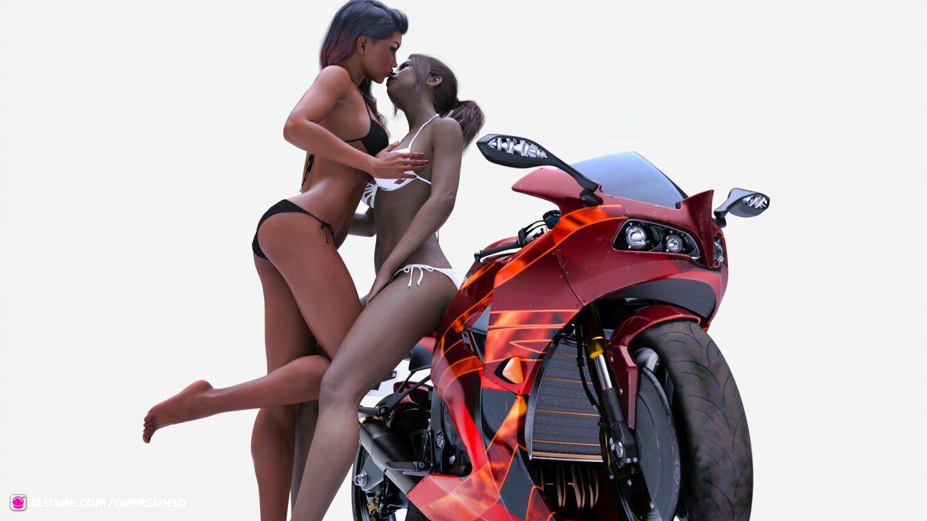 Motorcycle love