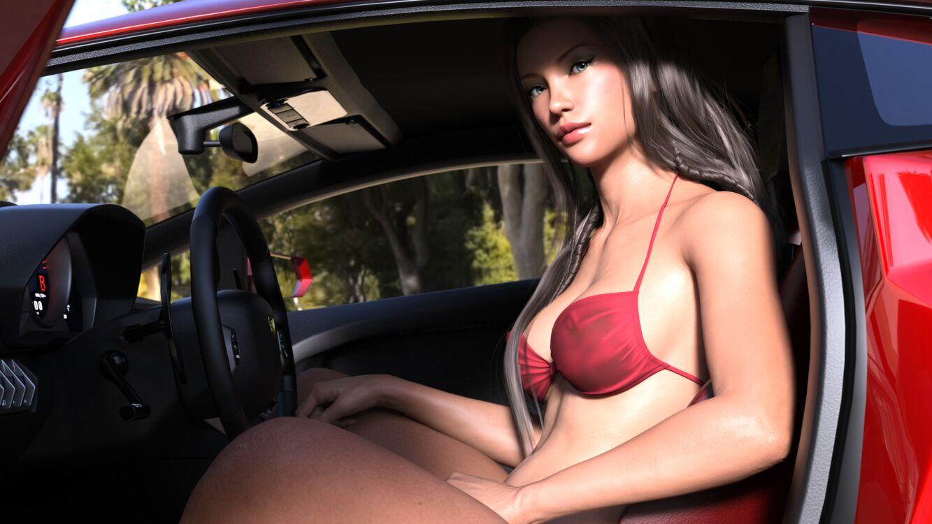 Ferrari lover