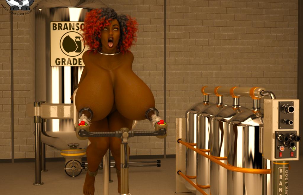Milking Lydia 3