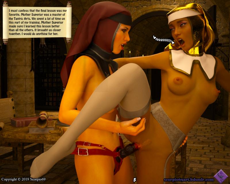 Warrior Nun Pg 5