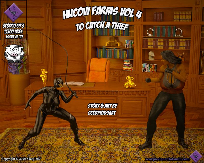 Hucow Farms Vol 4 - To Catch A Thief Pg 0 - 2