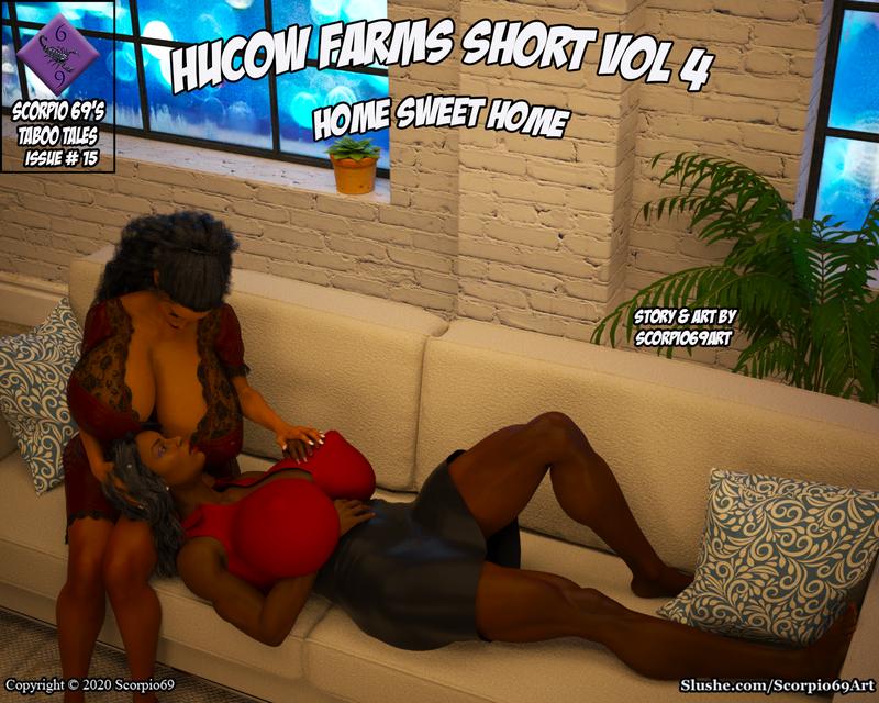 Hucow Farms Short Vol 4 - Home Sweet Home Pg 00 - 4