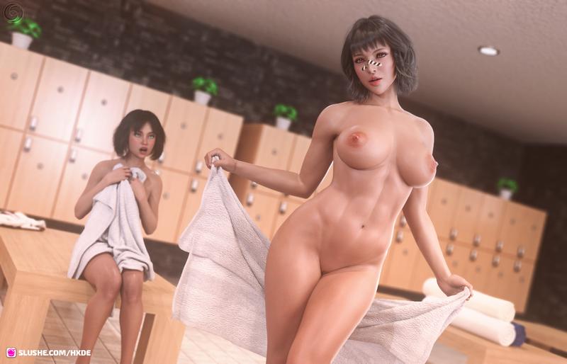 Akari & Olvia