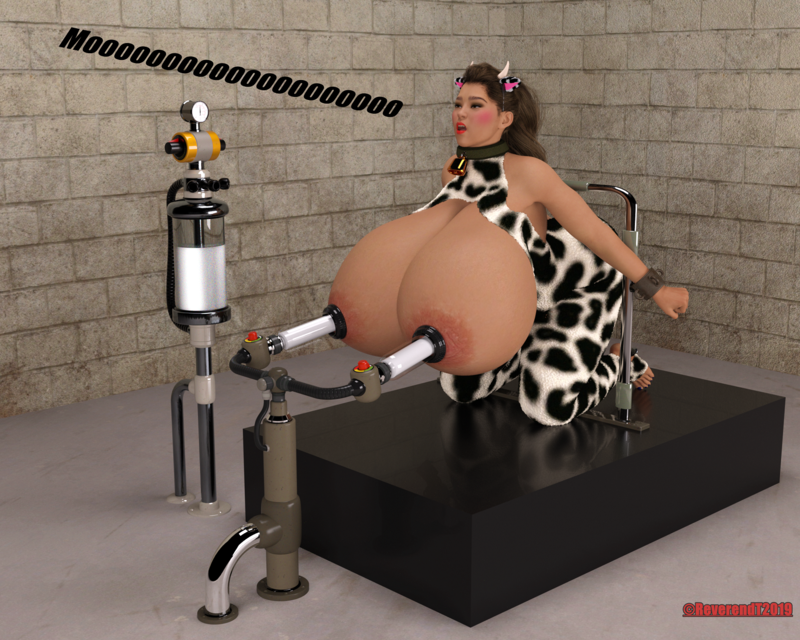 Biggirl milked.