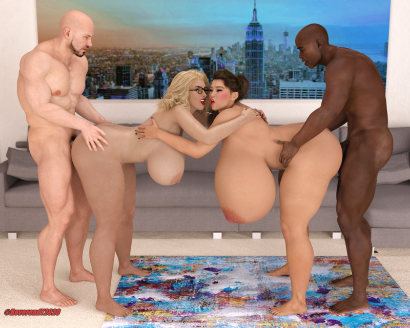Biggirl, Jessica Hall and friends.