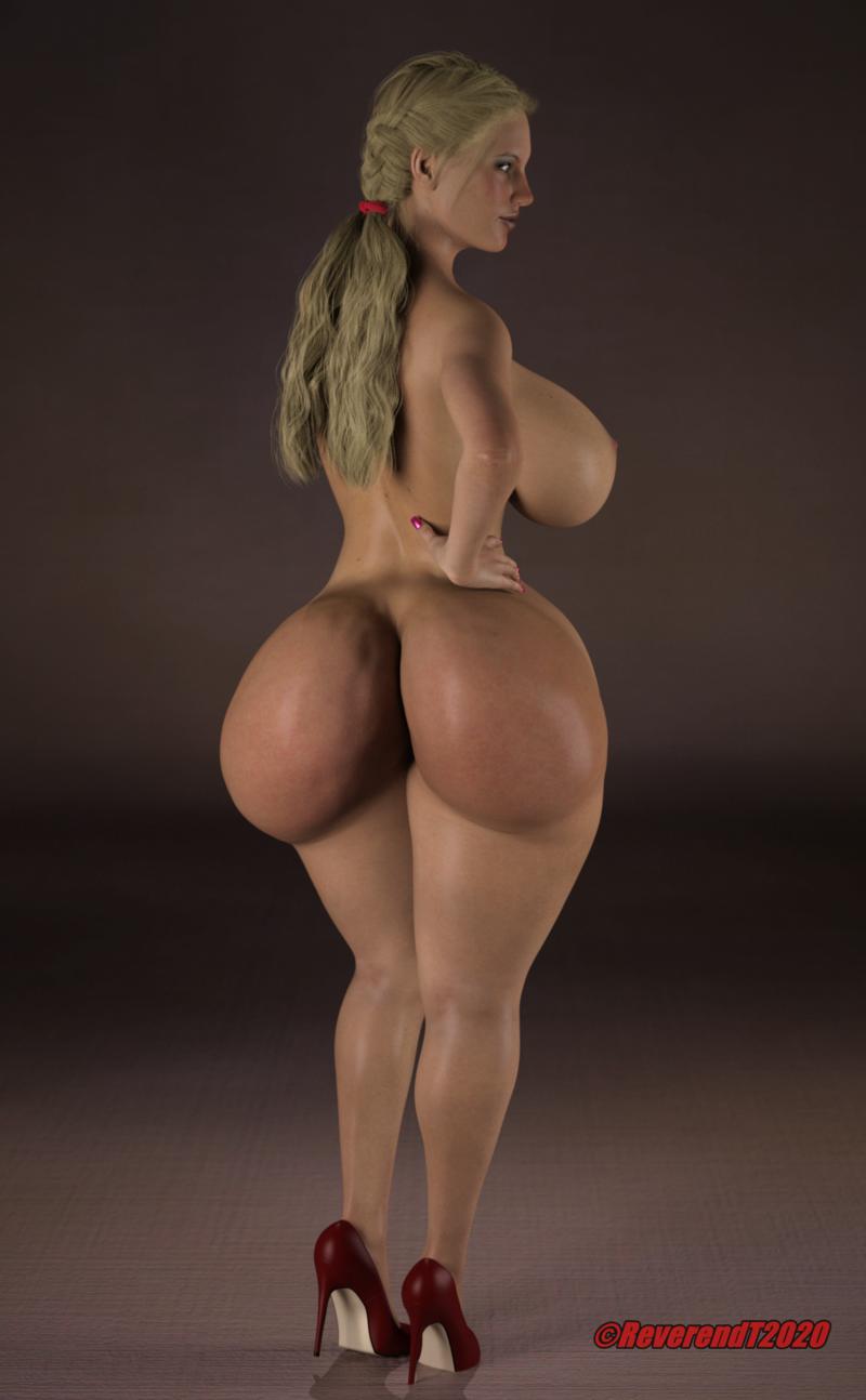 Booty queen