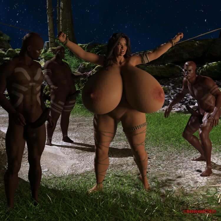 Queen Jungle Juggs captured