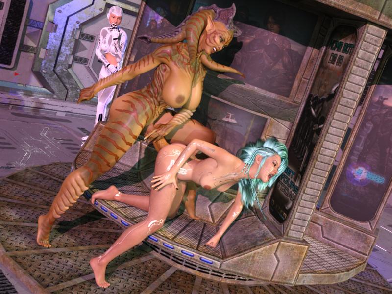 Alien Overlord Invasion