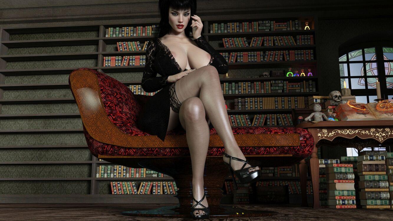 Elvira Legs ^_^