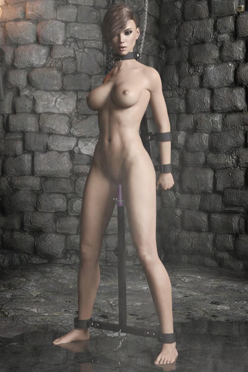 Chained Girls 10