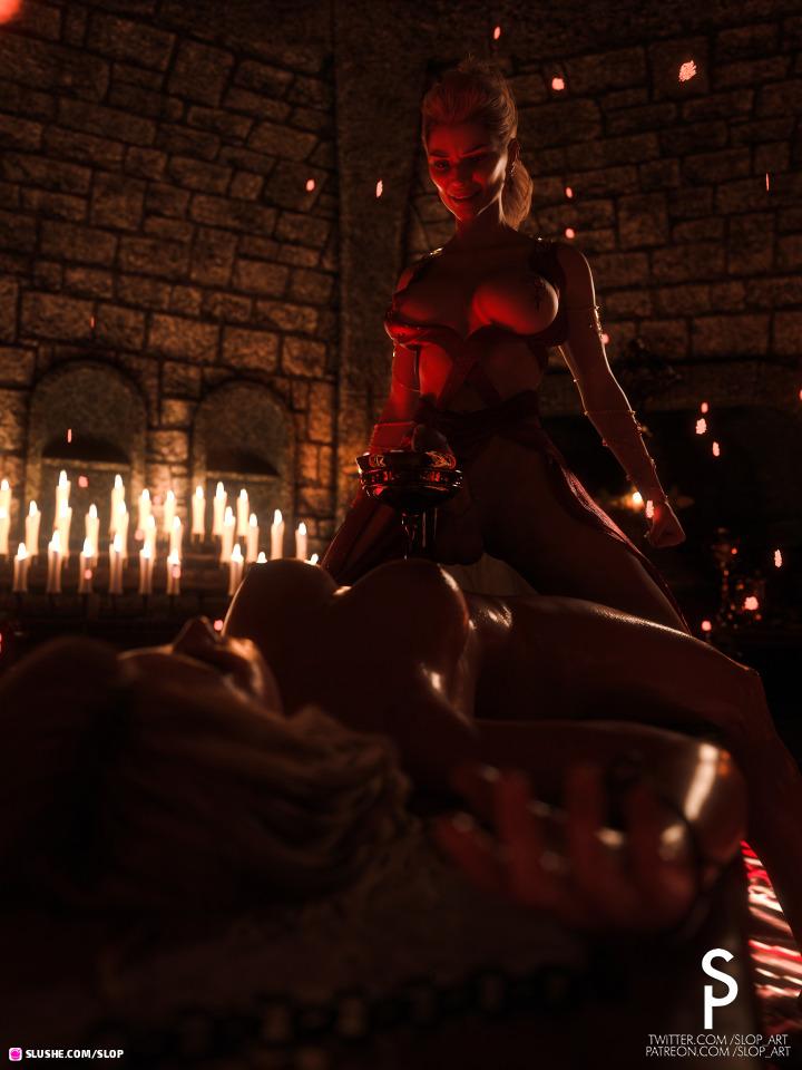 Anastasiya's Ritual