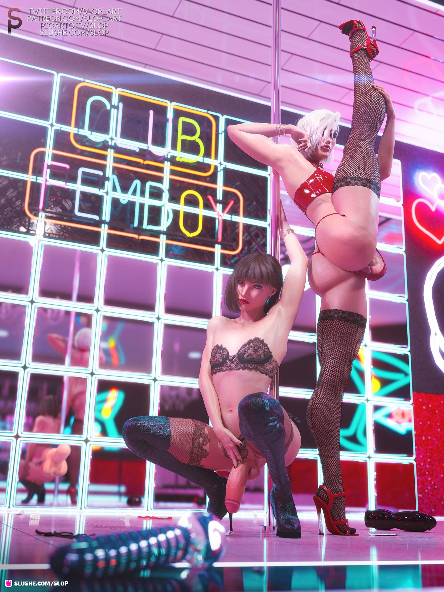 Club Femboy - Part II