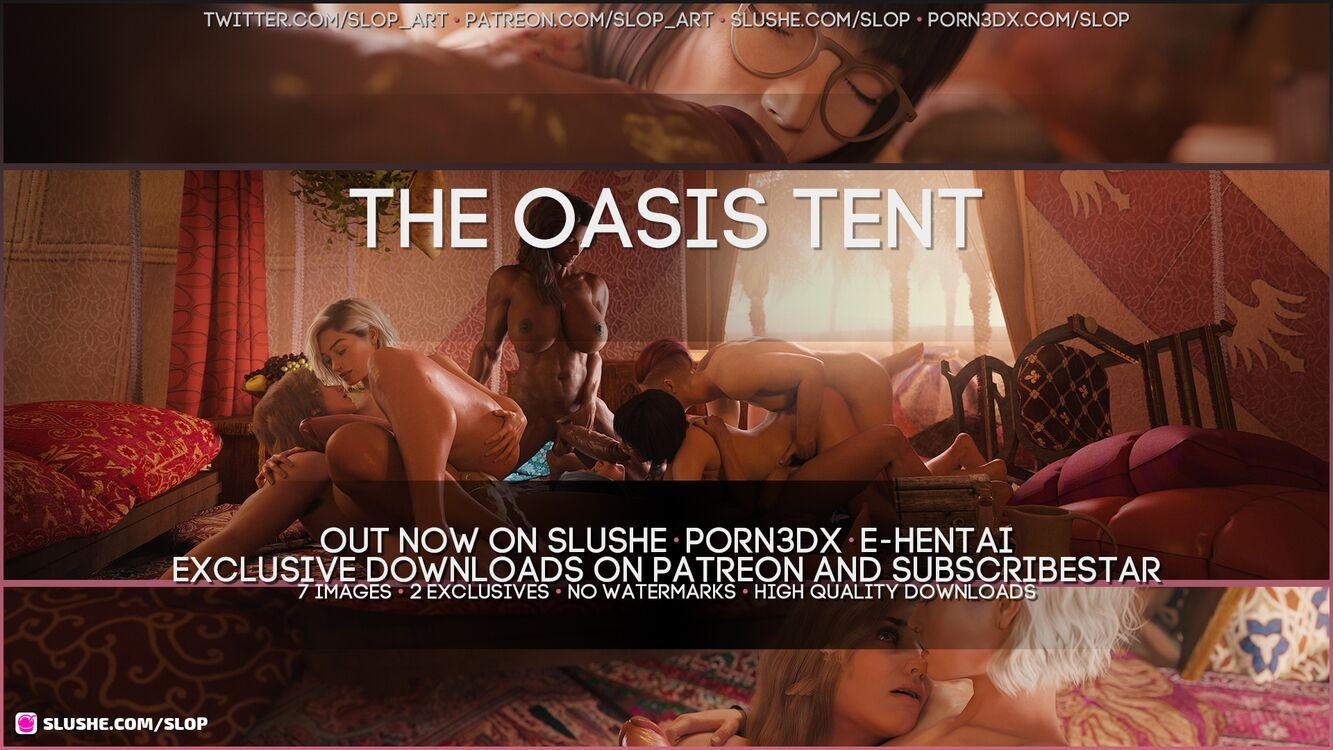 The Oasis Tent