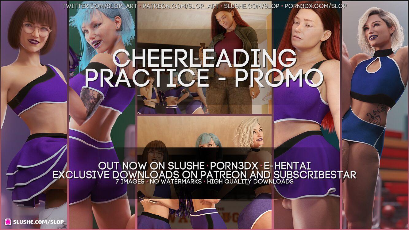 Cheerleading Practice Promo