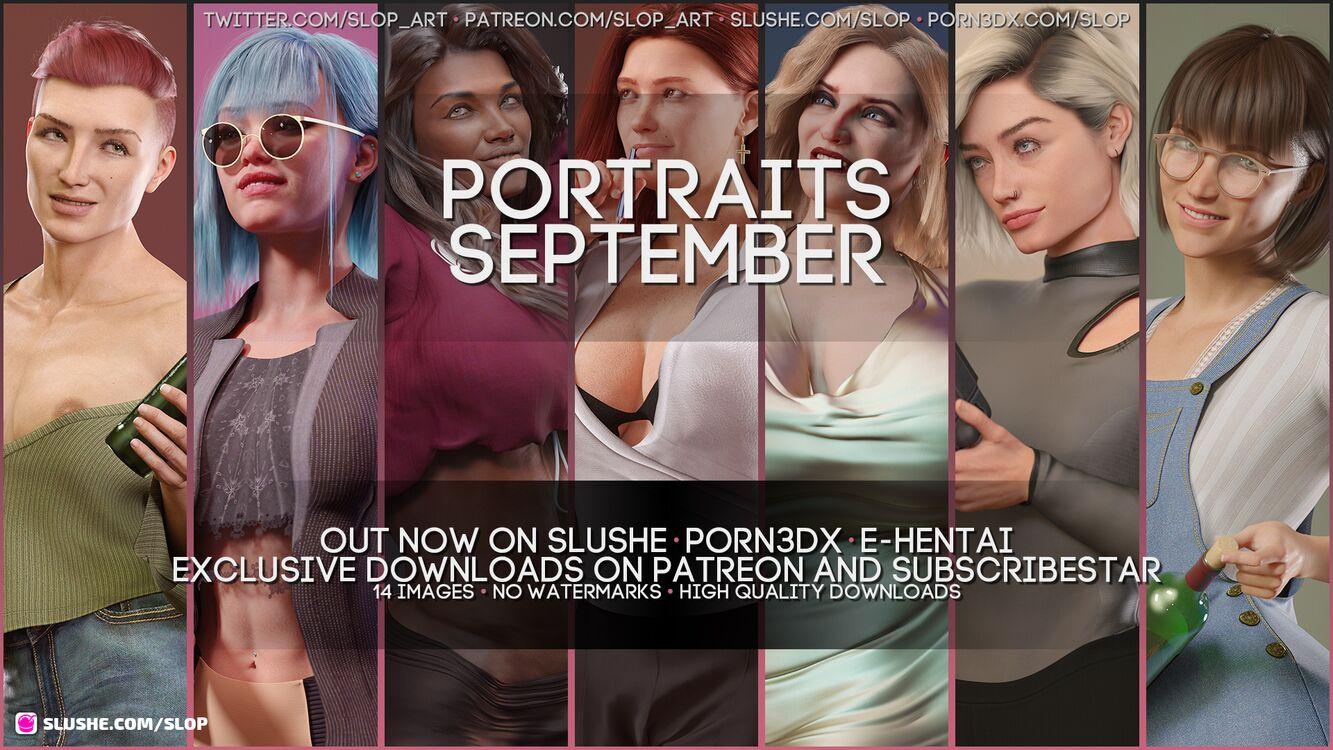 September Portraits