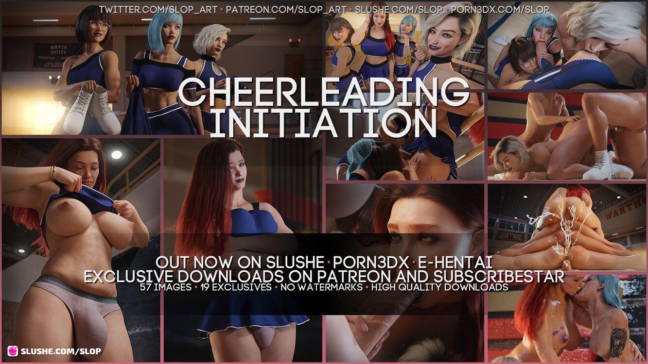 Cheerleading Initiation