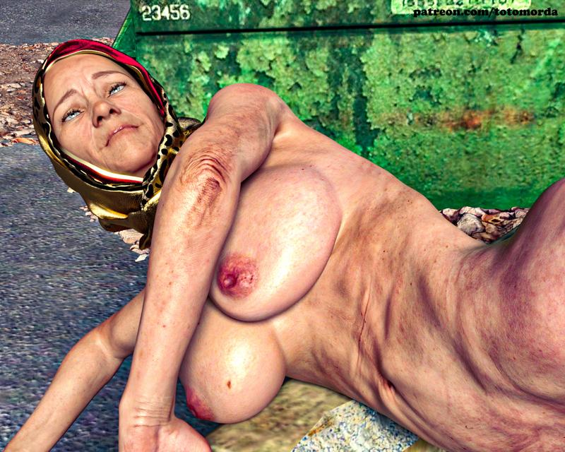 shemale vs muslim lady