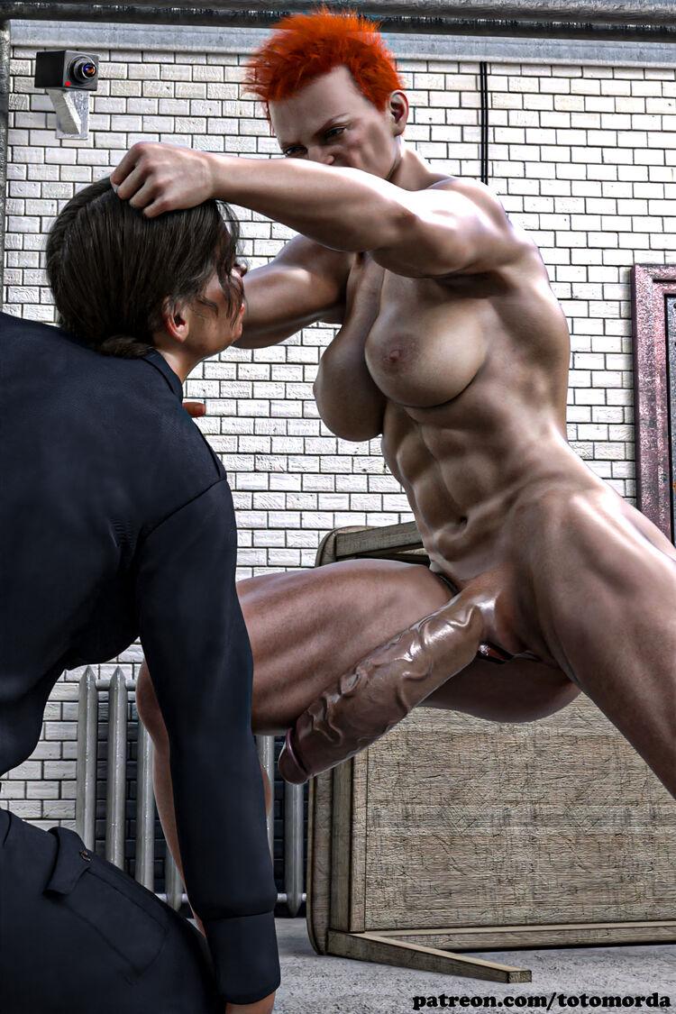 Futa and the beautiful cop