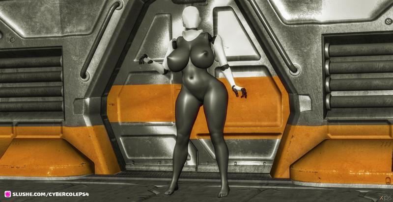 Hot Haydee ( Alternite/Default Version )