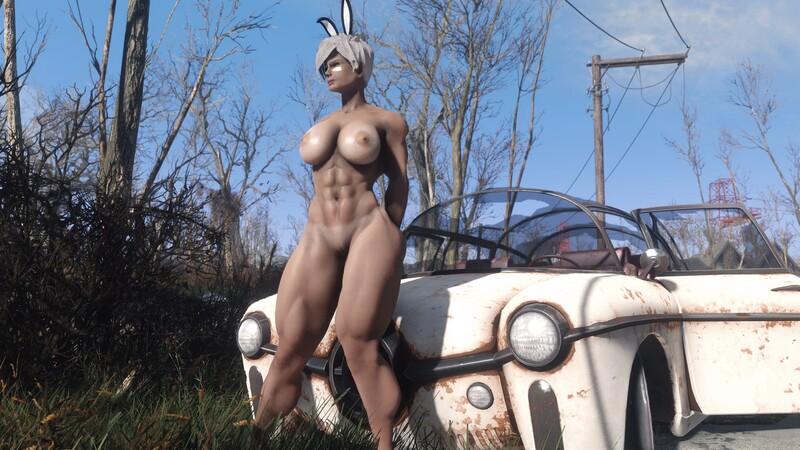Ashe Bunny 3