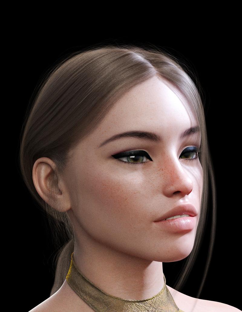 a face study