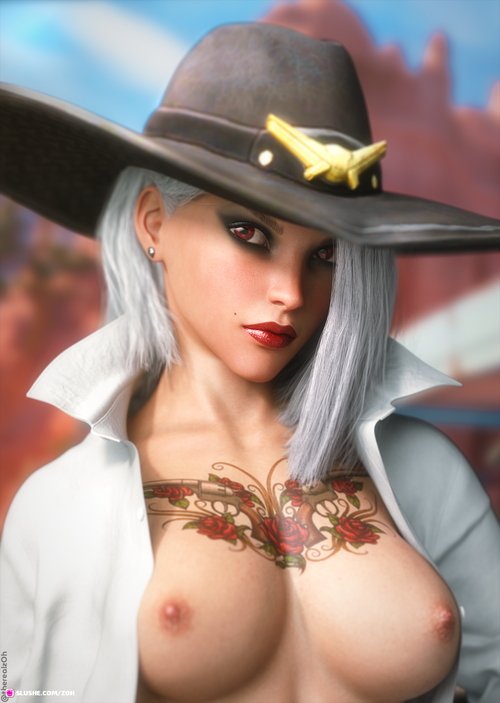 A Portrait of Ashe