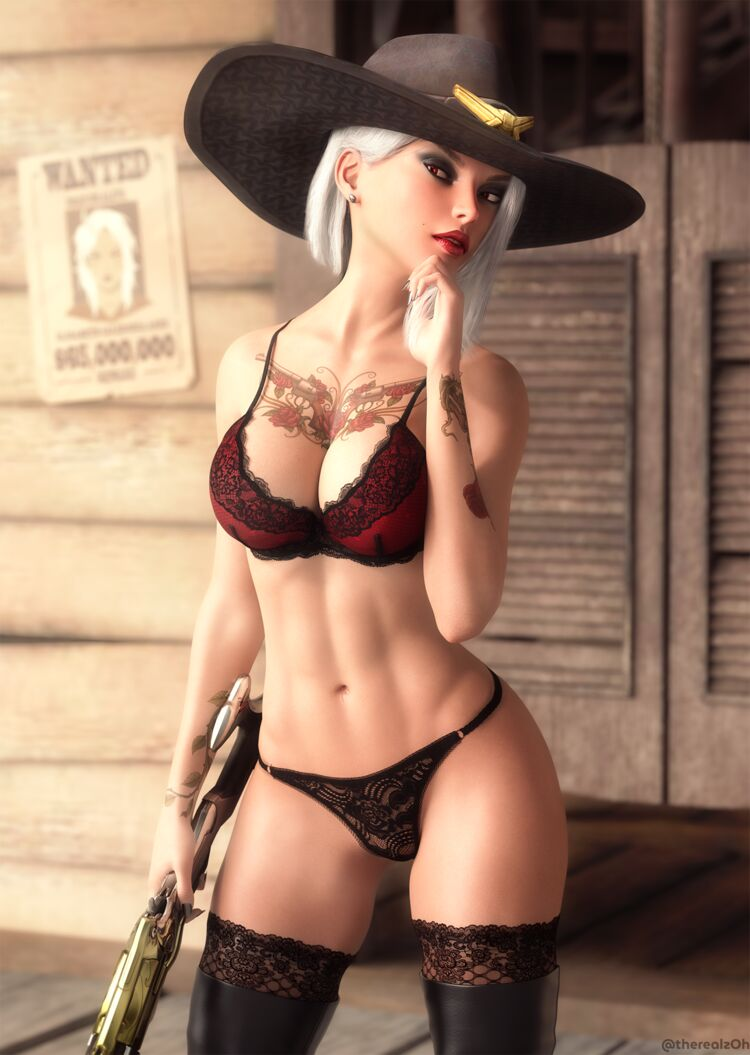 Ashe: Sunset Saloon